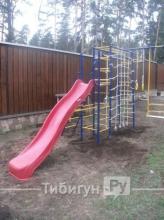 Уличный детский спортивный комплекс Kampfer Total Playground 1e138f3dd57