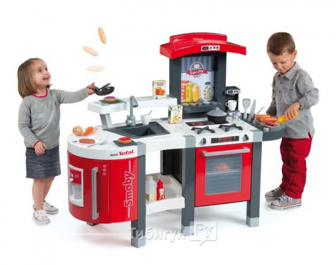 Кухня Smoby Tefal Super Chef (без воды)