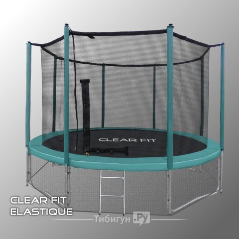 Батут — Clear Fit Elastique 10ft