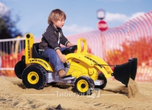Электромобиль Peg-Perego New Holland Loader