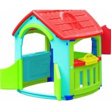 Домик-гараж+кухня Marian Plast 665