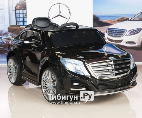 Электромобиль BARTY Mercedes-Benz S600 AMG