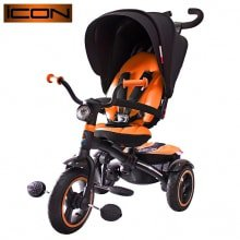 ICON 5 RT 3-х колесный велосипед-коляска VIP V5 by Natali Prigar