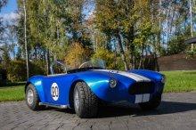 Детский электромобиль Simbel Cobra GT