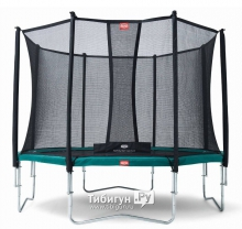 Батут BERG Favorit 330 + Safety Net Comfort