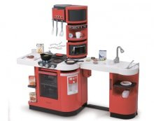 Кухня Cook Master Red 311100
