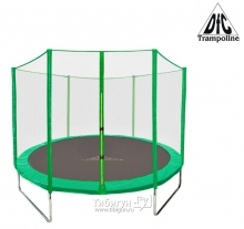 Батут DFC Trampoline Fitness с сеткой 5ft
