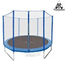 Батут DFC Trampoline Fitness с сеткой 6ft