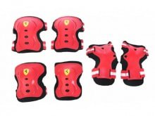 Защита Ferrari skate protector ФЭ-3-1