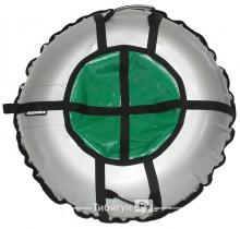 Тюбинг Hubster Ринг Pro серый-зеленый 120 см
