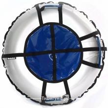 Тюбинг Hubster Ринг Pro серый-синий 105 см