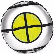 Тюбинг Hubster Ринг Plus серый-желтый 105 см