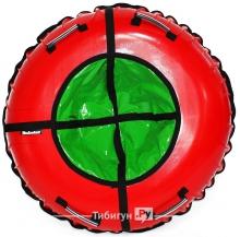 Тюбинг Hubster Ринг красный-зеленый 90 см
