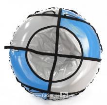 Тюбинг Hubster Sport Plus синий/серый 120 см