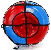 Тюбинг Hubster Sport Plus красный/синий 105 см