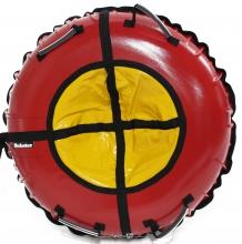 Тюбинг Hubster Ринг красный-желтый 120 см