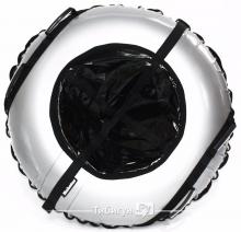 Тюбинг Hubster Ринг Plus серый-черный 90 см