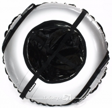 Тюбинг Hubster Ринг Plus серый-черный 120 см