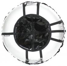 Тюбинг Hubster Ринг Pro серый-черный 105 см
