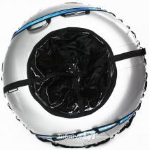 Тюбинг Hubster Ринг Plus Flash серый-черный 120 см