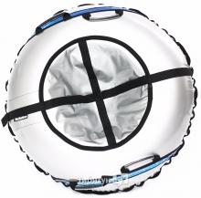 Тюбинг Hubster Ринг Plus Flash серый 105 см