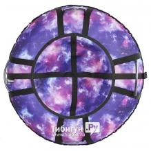 Тюбинг Hubster Люкс Pro галактика 120 см