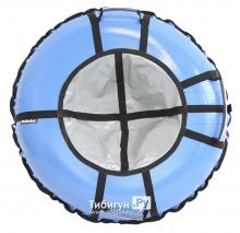 Тюбинг Hubster Ринг Pro синий-серый 90 см