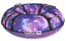 Тюбинг Hubster Люкс Pro Галактика 110 см