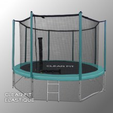 Батут — Clear Fit Elastique 12ft