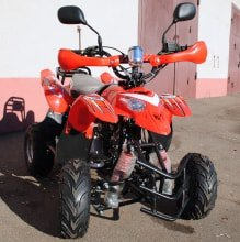 Детский квадроцикл LMATV 110P
