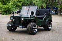 Электрический джип Sherhan Jeep