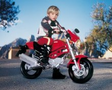 Электромобиль Peg-Perego Ducati Monster