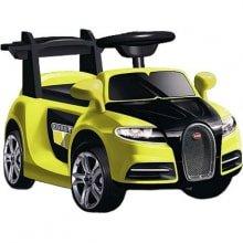 Электромобиль Bugatti 001ZPV (С пультом радиоуправления)