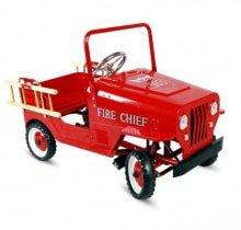 Педальная машина TVL Fire