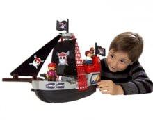 Конструктор Пиратский корабль 3130