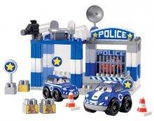 Конструктор Полицейский участок 3081
