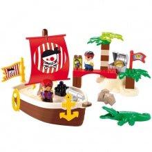 Конструктор сокровища пиратов 3179