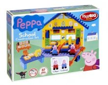Конструктор школа Peppa Pig 57075