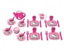 Набор посудки из серии Hello Kitty 2609