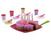 Набор посудки С Днем Рождения 2613 Ecoiffier