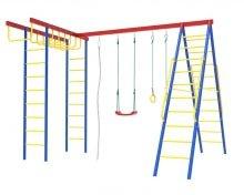 Детская металлическая игровая площадка Самсон Персей