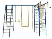 Уличный детский спортивный комплекс Kampfer Active game Plus