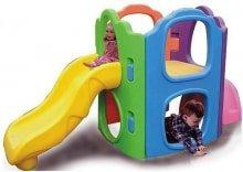 Детский игровой комплекс с горкой Lerado L504