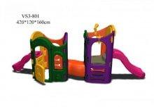 Детская игровая площадка с горкой Vasia VS 801