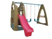 Игровая площадка для детей Lerado L-602C+603C