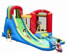 Детский надувной водный Веселая Волна HAPPY HOP 9047N