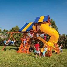 Детский игровой комплекс Superior Play Systems Техасец 5,5