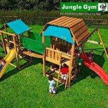 Детский игровой комплекс Jungle Gym Grand Barn