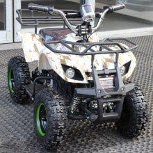 Электроквадроцикл MyToy 500 c ножным гидравлическим тормозом