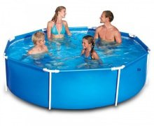 Каркасный бассейн Bestway D56045 Steel Frame Pool